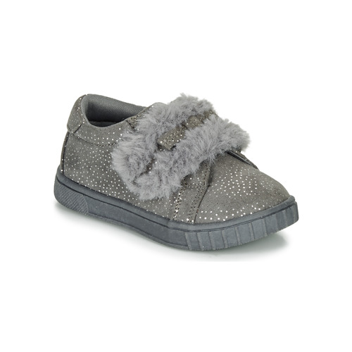 Shoes Girl Low top trainers Chicco CIPRIA Grey