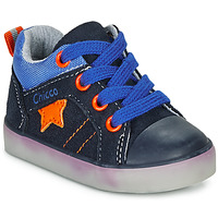 Shoes Boy Hi top trainers Chicco GRADO Blue