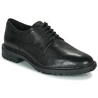 Shoes Men Derby Shoes Geox U BRENSON E  black