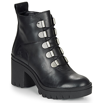 Shoes Women Ankle boots Fly London TAPA  black