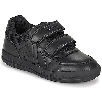 Shoes Boy Derby Shoes Geox J ARZACH BOY E  black