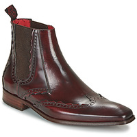 Shoes Men Mid boots Jeffery-West SCARFACE Burgundy