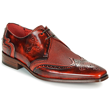 Shoes Men Derby Shoes Jeffery-West SCARFACE Red