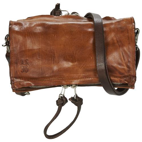 Bags Women Shoulder bags Airstep / A.S.98 GASCON Brown