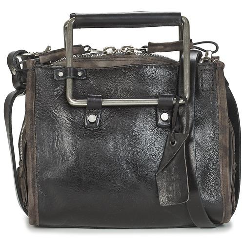 Bags Women Handbags Airstep / A.S.98 KIRO Black