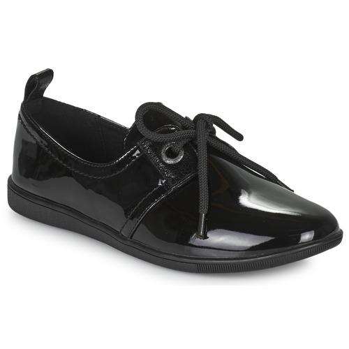 Shoes Women Low top trainers Armistice STONE ONE Black