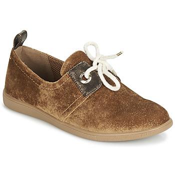 Shoes Women Low top trainers Armistice STONE ONE Camel