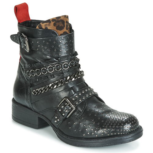 Shoes Women Mid boots Metamorf'Ose FALICON Black