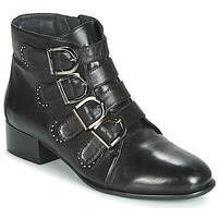 Shoes Women Mid boots Metamorf'Ose FAMO Black