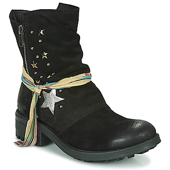Shoes Women Mid boots Felmini AZAFRINO Black