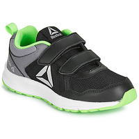 Shoes Boy Low top trainers Reebok Sport REEBOK ALMOTIO 4.0 Black / Green