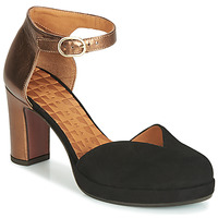 Shoes Women Heels Chie Mihara JO-MAHO Black / Gold