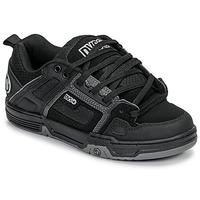 Shoes Low top trainers DVS COMANCHE Black