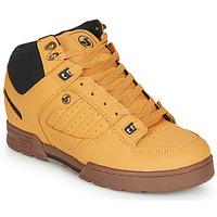Shoes Men Mid boots DVS MILITIA BOOT Brown