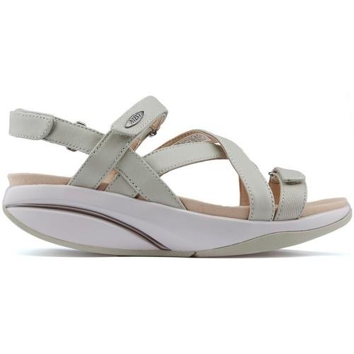 Shoes Women Sandals Mbt KIBURI W TAUPE