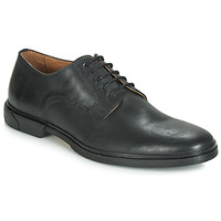 Shoes Men Derby Shoes Schmoove BANK-DERBY Black