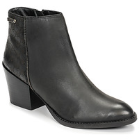 Shoes Women Ankle boots Kaporal LEXICA Black