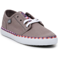 Shoes Women Low top trainers DC Shoes DC Studio LTZ 320239-GRY grey