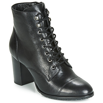Shoes Women Ankle boots Ravel MARCO Black