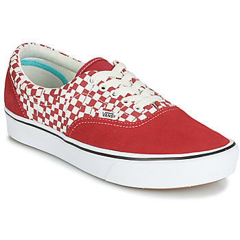 Shoes Low top trainers Vans COMFYCUSH ERA Red / White