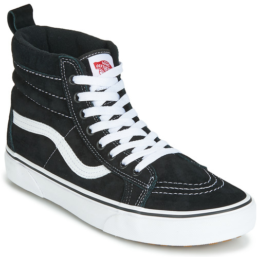 Shoes Hi top trainers Vans SK8-HI MTE Black