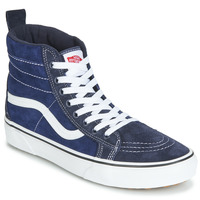 Shoes Hi top trainers Vans SK8-HI MTE Blue