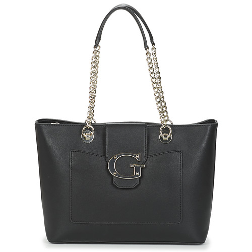 Bags Women Shopping Bags / Baskets Guess CAMILA Black