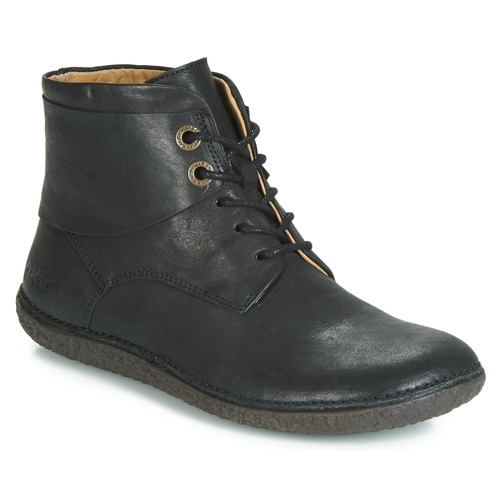 Shoes Women Mid boots Kickers HOBBYTWO Black