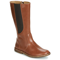 Shoes Women High boots Kickers TAKIKO Brown
