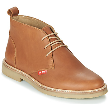 Shoes Women Mid boots Kickers TYL Camel