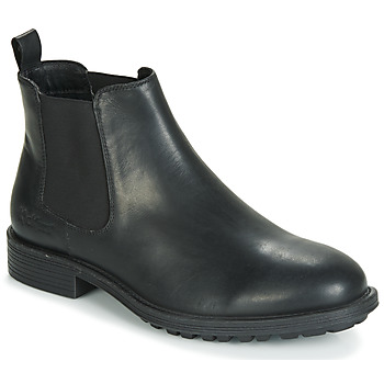 Shoes Men Mid boots Kickers BROMER Black