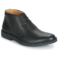 Shoes Men Mid boots Kickers MISTIC Black
