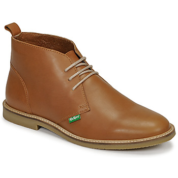 Shoes Men Mid boots Kickers TYL Camel