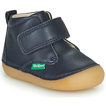 Shoes Children Mid boots Kickers SABIO Marine