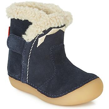 Shoes Children High boots Kickers SOFUR Marine