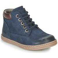 Shoes Boy Mid boots Kickers TACKLAND Marine