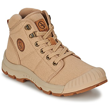 Shoes Men Hi top trainers Aigle TENERE LIGHT Sand