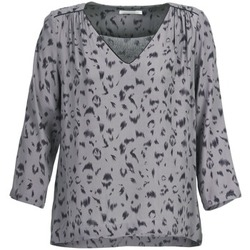 Clothing Women Tops / Blouses See U Soon HABITO Grey