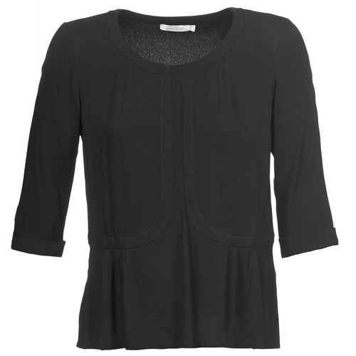 Clothing Women Tops / Blouses See U Soon CABRIOU Black