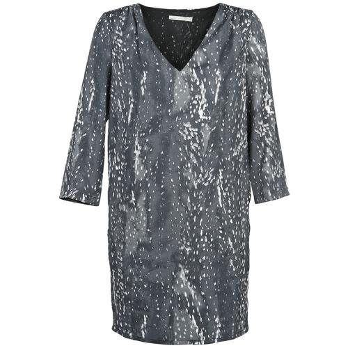 Clothing Women Short Dresses See U Soon BELDONT Grey