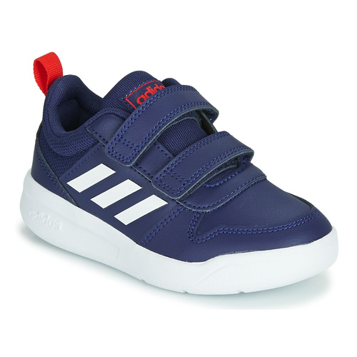 Shoes Children Low top trainers adidas Performance VECTOR C Blue / White