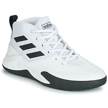 Shoes Men Basketball shoes adidas Performance OWNTHEGAME White / Black