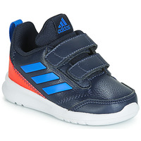 Shoes Boy Low top trainers adidas Performance ALTARUN CF I Marine
