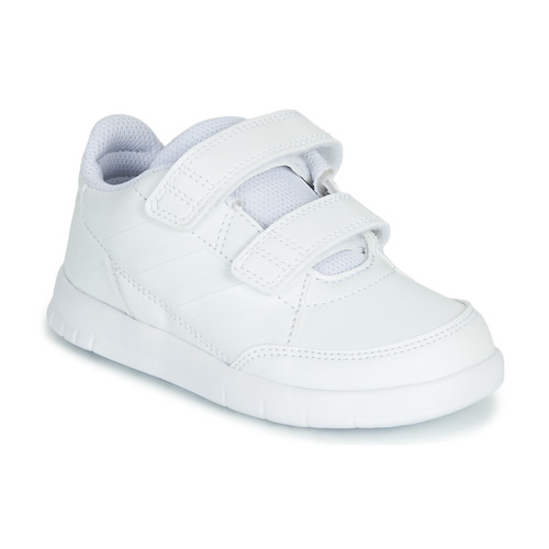 Shoes Children Low top trainers adidas Performance ALTASPORT CF I White