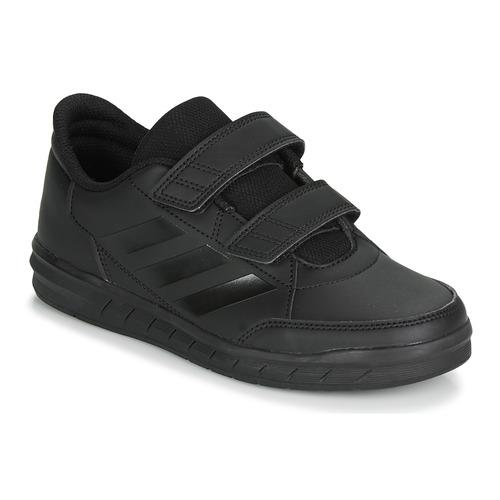 Shoes Children Low top trainers adidas Performance ALTASPORT CF K Black