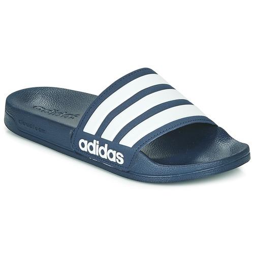 Shoes Sliders adidas Performance ADILETTE SHOWER Marine