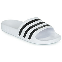 Shoes Tap-dancing adidas Performance ADILETTE AQUA White