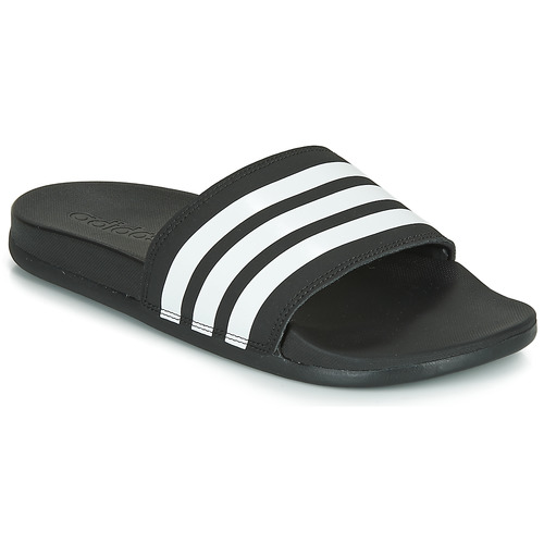 Shoes Tap-dancing adidas Performance ADILETTE COMFORT Black