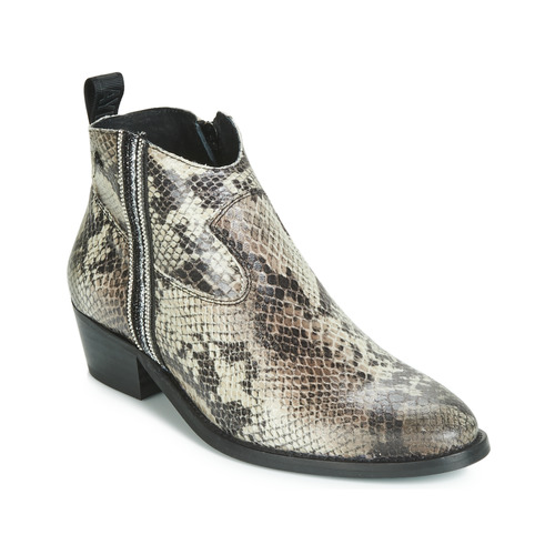 Shoes Women Mid boots Replay PINETOP Scale / Reptile