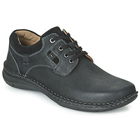 Shoes Men Derby Shoes Josef Seibel ANVERS 36 Black